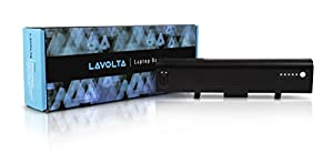 Original Lavolta Laptop Battery for Dell XPS M1530 fits TK330 451-10528 312-0662 RU030 XT828 - 11.1v