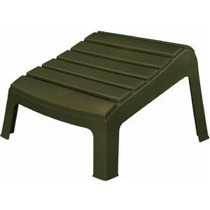 Stackable Resin Adirondack Ottoman from Adams Mfg./Patio Furn.