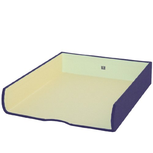 paper-tray-a4-linen-marine-new-water-repellent-linen-organizing-your-home-or-office-quality-made-by-