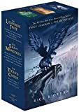 Percy Jackson and the Olympians, Books 1-3