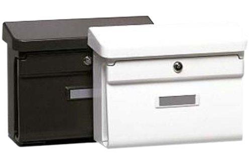 burg w chter 885 br briefkasten bremen braun clarimond. Black Bedroom Furniture Sets. Home Design Ideas