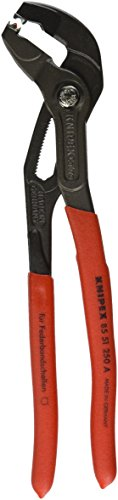 Knipex Spring Hose Clamp Pliers 250mm Capacity 70mm (German Hose Clamp Pliers compare prices)