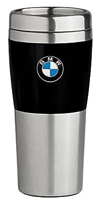 BMW Travel Mug with Black Band - 14oz