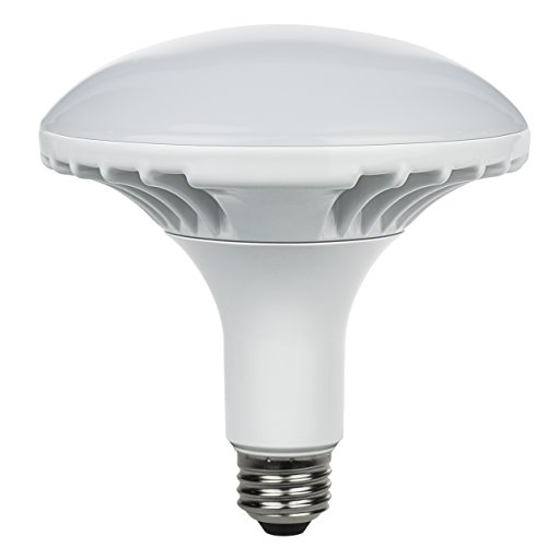 thinklux br40 led flood light bulb super high output 30 watt 250 watt equivalent 3000k warm white dimmable