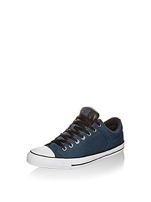 Converse Zapatillas Chuck Taylor All Star High Street Ox Sneaker (Azul / Negro)