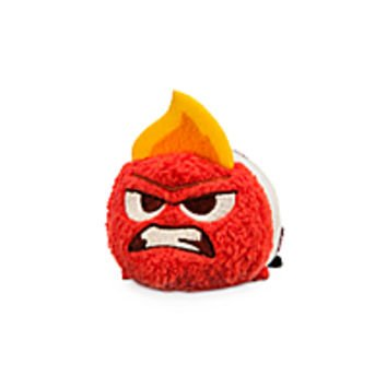 Inside Out Tsum Tsum Anger Mini Plush for Sale