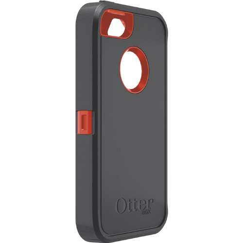 Special Sale OtterBox Defender Series Case for iPhone 5 - Frustration-Free Packaging - Bolt