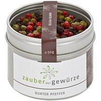 Bunte Pfeffer-Mischung, 50g von Zauber der Gewürze GmbH bei Gewürze Shop