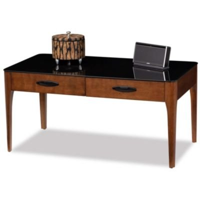 Leick Furniture High Quality Obsidian Coffee Table