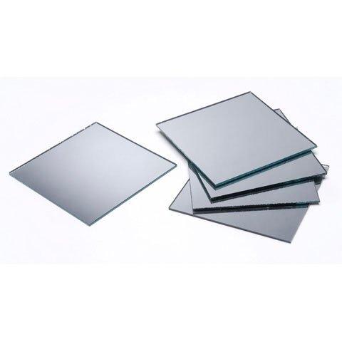 Bulk Buy: Darice DIY Crafts Mirror Square 3 inches (6-Pack) 1613-59