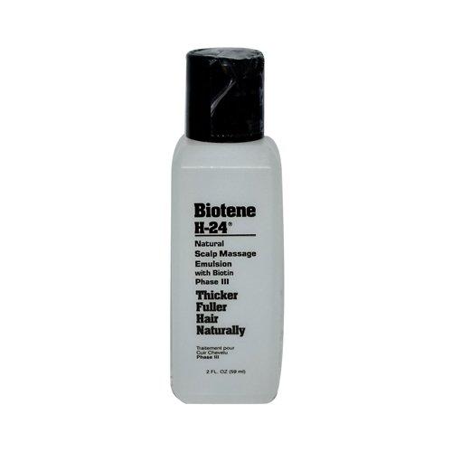 Mill Creek Biotene H 24 Natural Scalp Massage Emulsion 2 Fl Oz