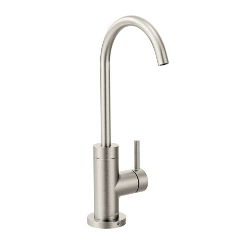 Moen S5530SRS Sip Modern One-Handle High-Arc Beverage Faucet, Spot Resist Stainless (Moen Beverage Faucet compare prices)
