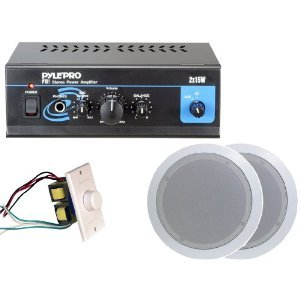 How to Attach Speaker Wire to a Volume Control -