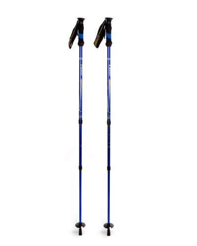 Mountainsmith Rhyolite 6061 Trekking Poles, Blue