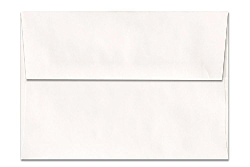 Durotone Butcher White - A2 Envelopes (60T/89Gsm) - 50 Pk