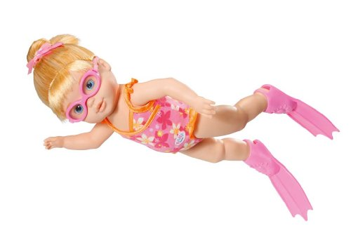 My Little Baby Born I Can Swim Doll. front-959943