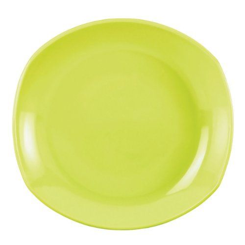 Dansk Classic Fjord Dinner Plate, Apple Green