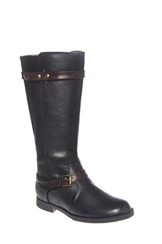 Kenny Rider Low Heel Mid Calf Boot