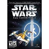 Star Wars Fan Favorite II - SW Jedi Knight II: Jedi Outcast, SW Jedi Knight: Jedi Academy, SW Starfighter