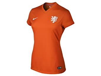 Holland Home Ladies Jersey 2014 2015 by Nike