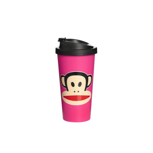 Paul Frank To-Go Cup, Pink
