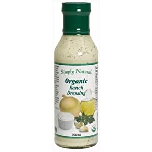 Natural Organic Caesar Vinaigrette