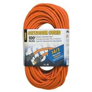 gadko 100ft 14 3 outdoor extension cord electronics. Black Bedroom Furniture Sets. Home Design Ideas