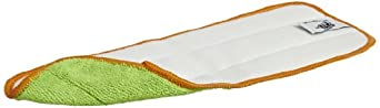 Orange Glo 50184 12.875-Inch by 5.125-Inch Hardwood Wet and Dry Floor Cleaning Pad (Case of 8)