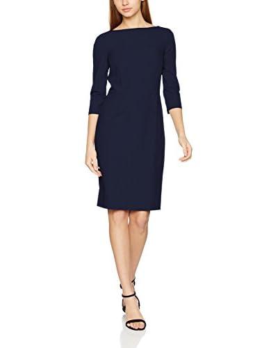 Nife Vestido Azul Marino S (EU 36)