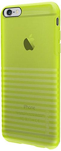 iPhone 6S Plus Case, Incipio Rival Case [Textured] Bumper Cover fits iPhone 6 Plus, iPhone 6S Plus -Translucent Electric Lime (Incipio Rival Phone Case compare prices)