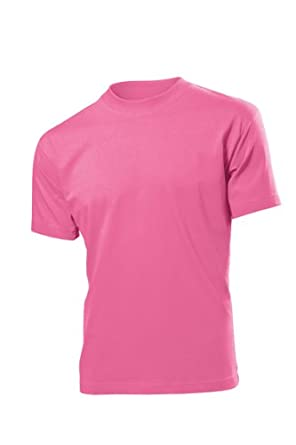 Hanes Top T CANDY PINK S