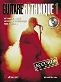 img - for GUITARE RYTHMIQUE VOLUME 1 + CD book / textbook / text book