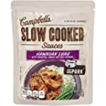 Campbell's Slow Cooker Hawaiian Luau...