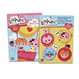 Lalaloopsy Giant Coloring & Activity Book 2-Pack