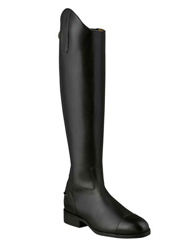 Ariat Ariat Monaco Dress Tall Boot - Ladies - Size:9.5 Tall Regular Color:Black