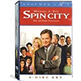 SPIN CITY (Michael J. Fox, His All Time Favorites Vol. 1 & 2) 4 Disc Set