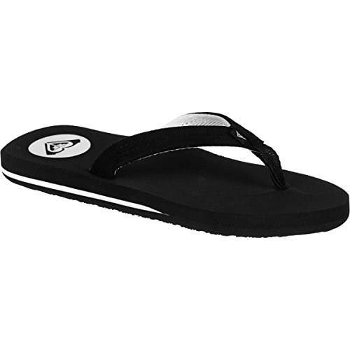 Roxy Women's New Wave II Sandal,Black,8 B US