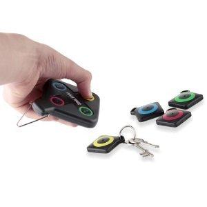 SmartFinder 4 way key finder / wallet remote locator V3 improved design