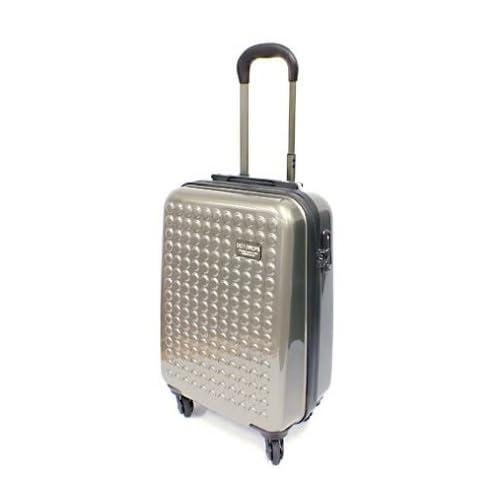 (ドットドロップス)Dot Drops スーツケース 30L ステッカー付[12124PCK][機内持込み可・TSAロック・専用シール付き] スーツケース[並行輸入品]