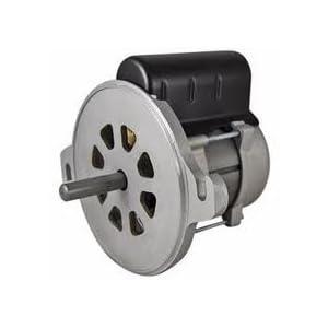 Beckett Oil Burner Motor 21805u 1 7hp 3450 Rpm 120 Volt