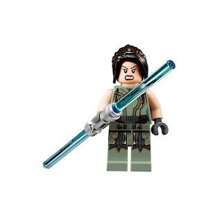 Lego Star Wars - Minifigur Satele Shan