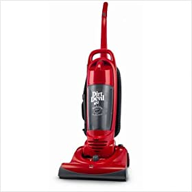 Dirt Devil M085850 Featherlite Bagless Upright Vacuum Cleaner