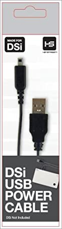 DSi USB Charging Cable