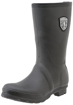 Kamik Women's Jenny Rain Boot,Black,6 M US
