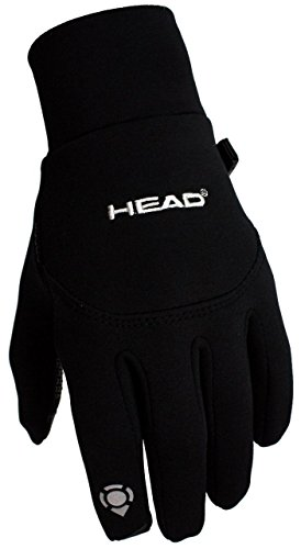 head-multi-sport-running-gloves-with-sensatec-black-x-small