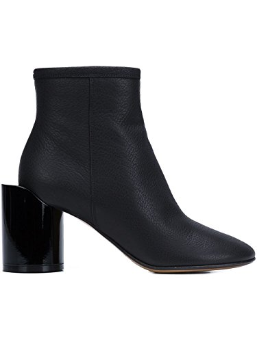 maison-margiela-womens-38wu312y0098900-black-leather-ankle-boots