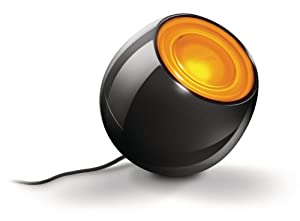 Philips LivingColors LED Mood Light - Mini - Black