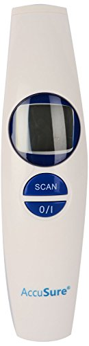 AccuSure FR800 Thermometer (White)