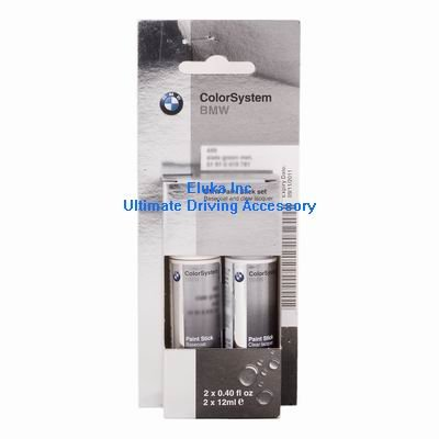 BMW Genuine Touch-up Paint Stick Rim Silver Metallic code 144 (Bmw Wheel Touch Up Paint compare prices)