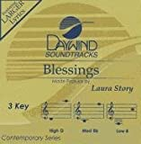 img - for Blessings [Accompaniment/Performance Track] (Daywind Soundtracks Contemporary) book / textbook / text book